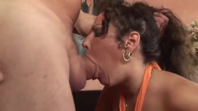 Angelica gets fucked hard but doesn't know that someone is spying on her
