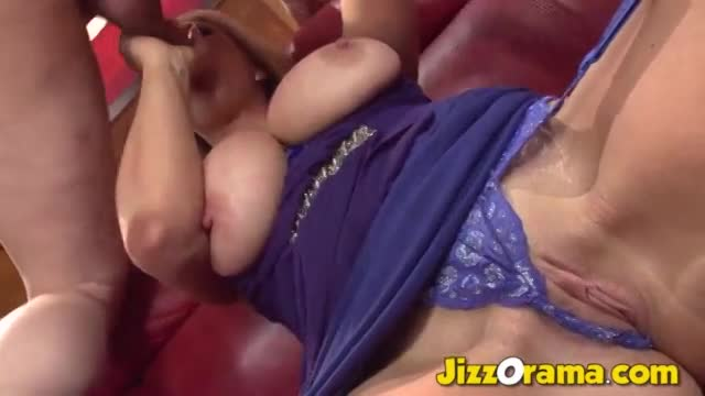 Harcore Fucking With Big Tits Milf's Tight Pussy