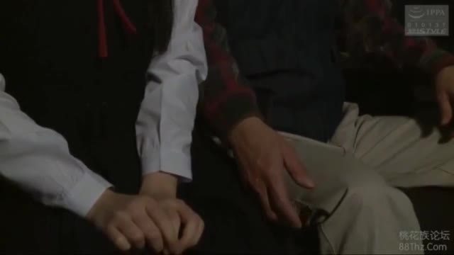 Japanese girl is forced in cinema