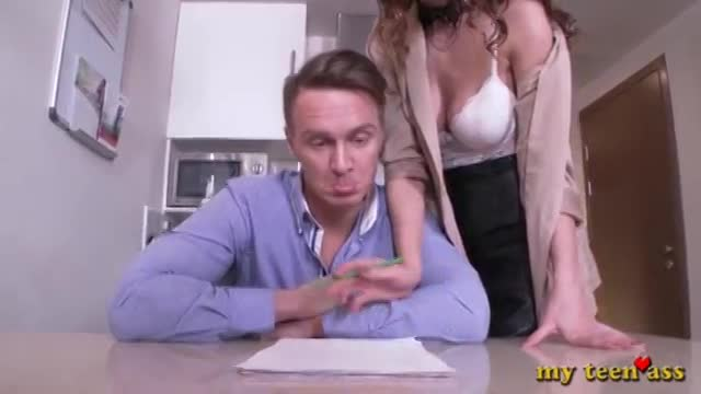 School teacher get a hard fuck