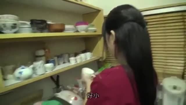 Japanese f. walks around his house recording sex moments with his daughters