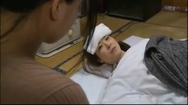 Japanese Wife Fucked On Bed
